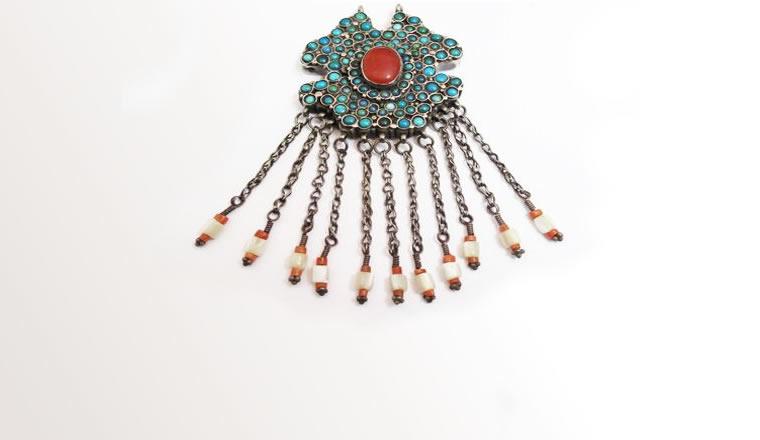Atlantide 2002: gioielli etnici dall'Uzbekistan