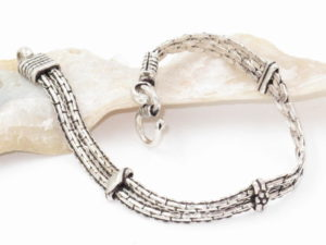 bracciale indiano in argento