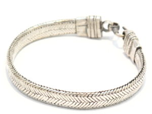 bracciale Indiano snake in argento