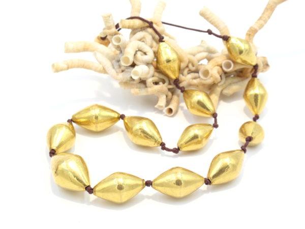 collana Indiana olive oro