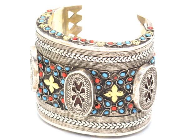 bracciale rigido uzbeko