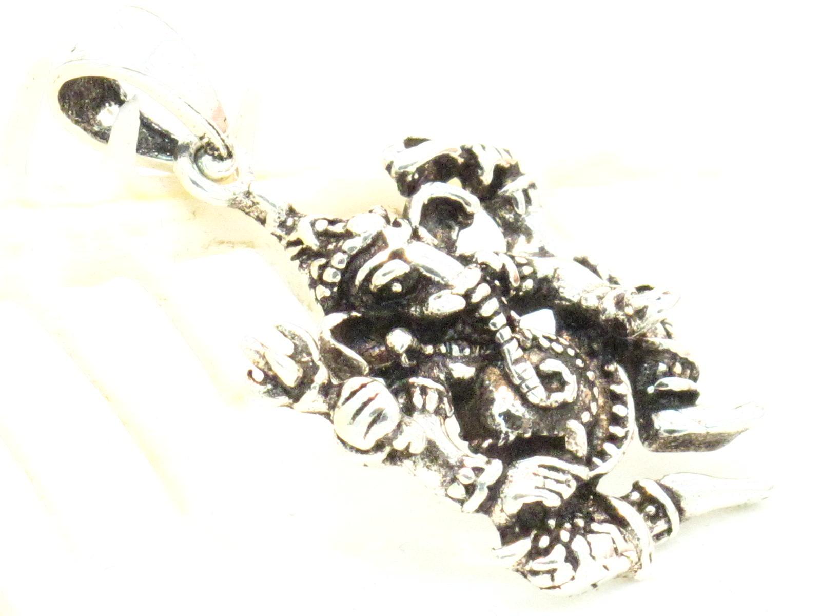pendente Ganesh argento