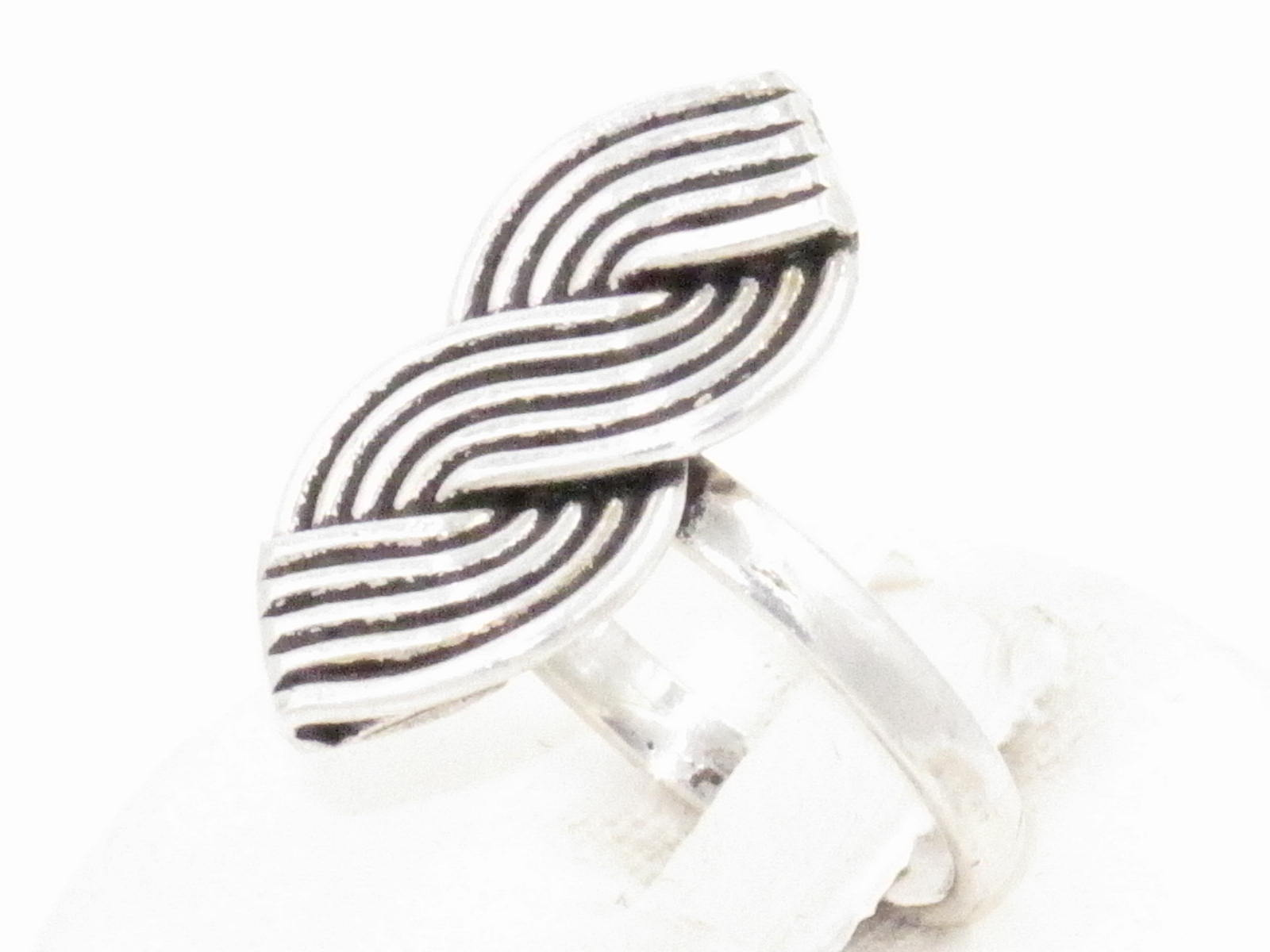 anello indiano argento