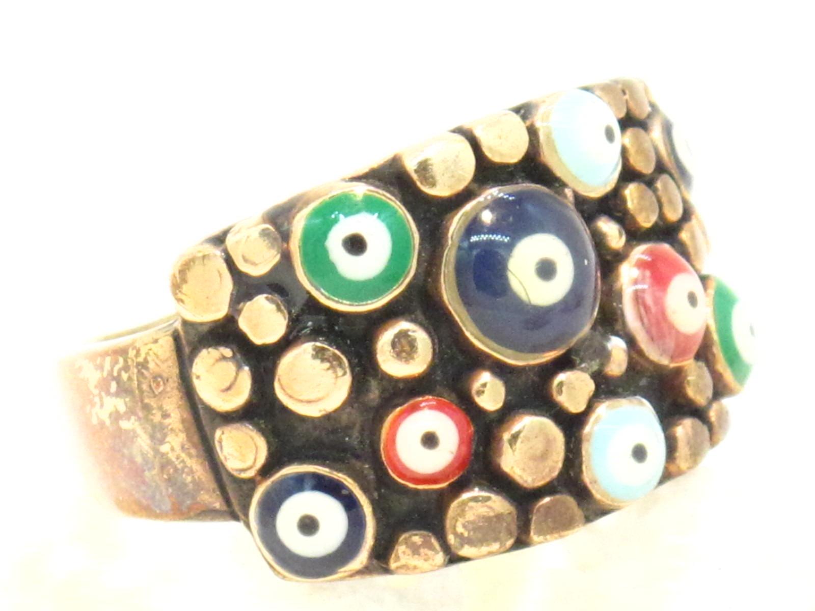 anello turco occhio di allah
