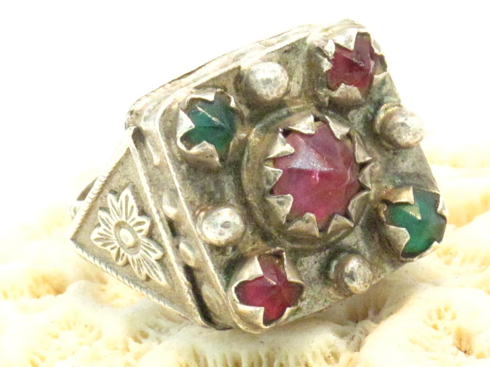 anello etnico turkmeno