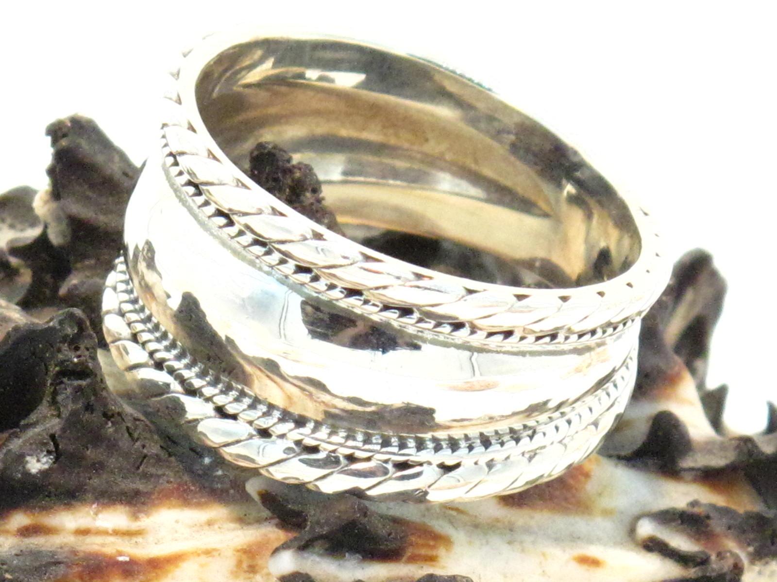 fascia lucida argento