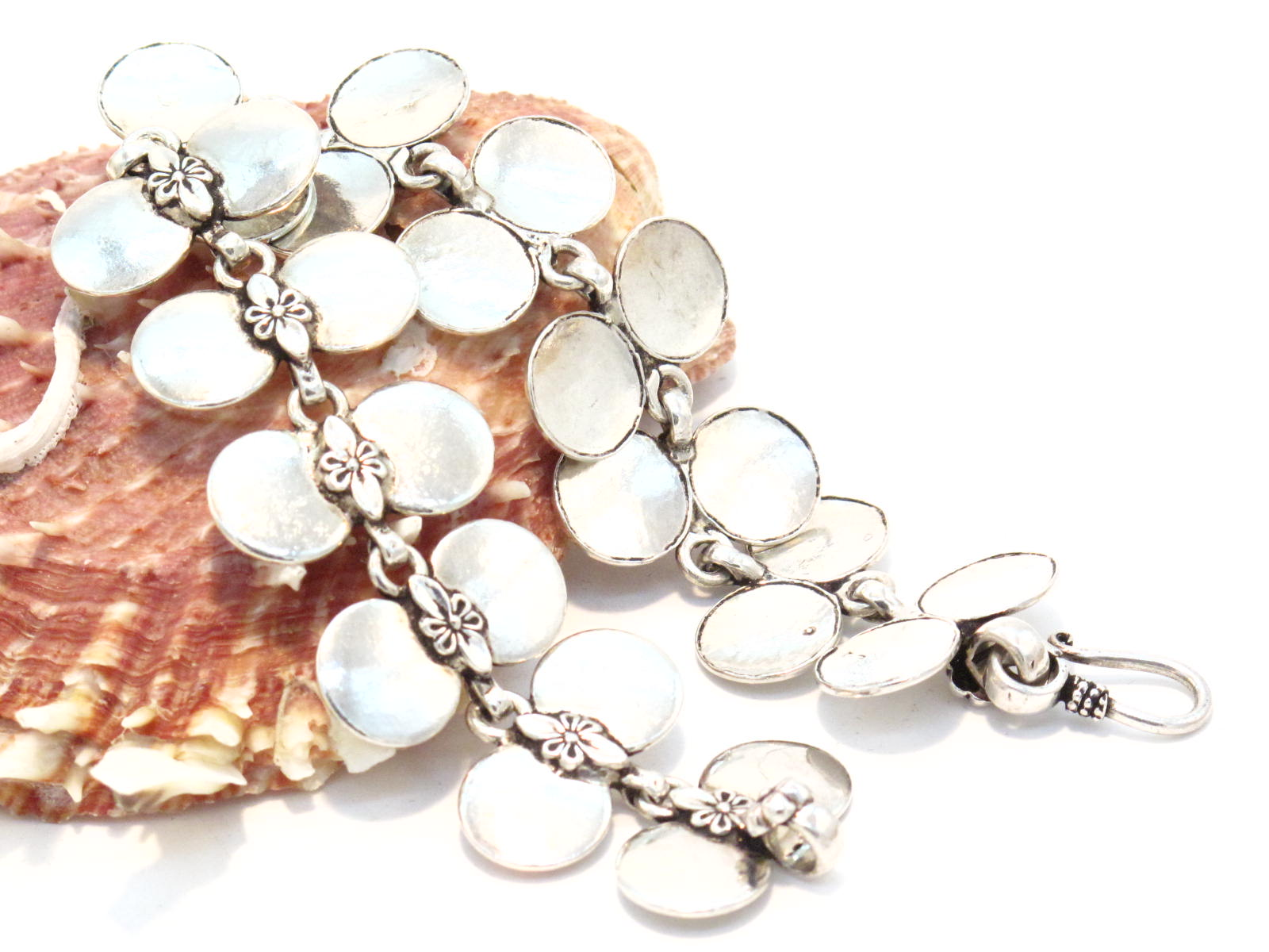 bracciale indiano in argento
