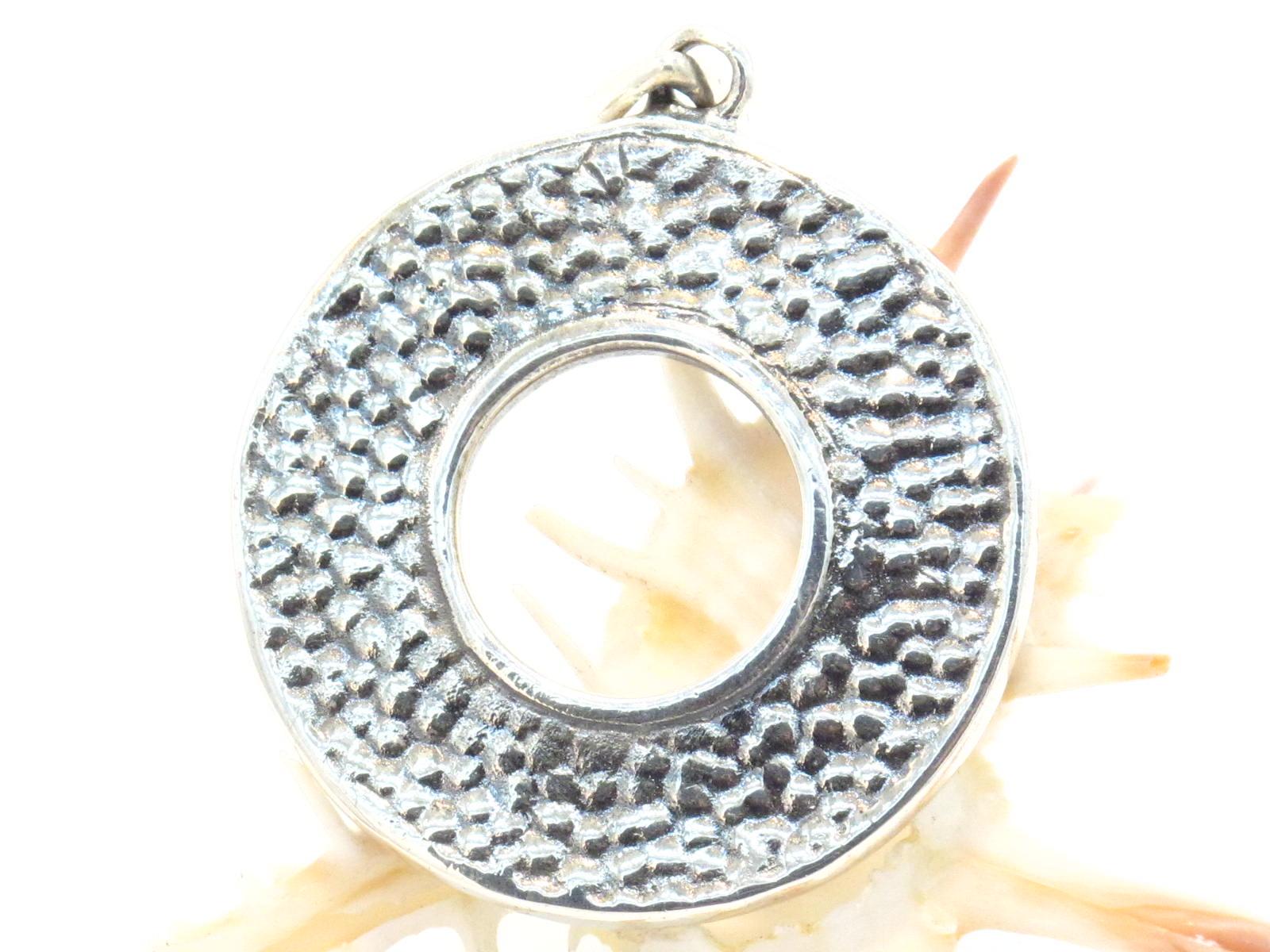 pendente argento indiano